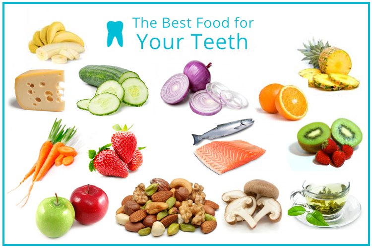 diet for oral health